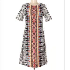 Beautiful Aztec Print Dress